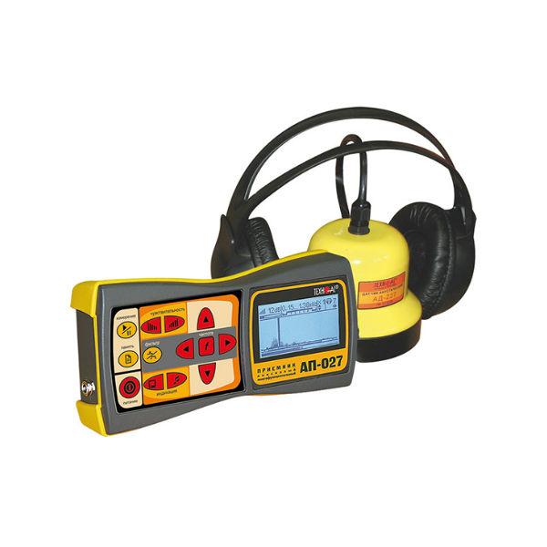 Течеискатель акустический Успех АТ-407Н