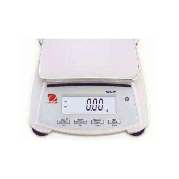 Весы лабораторные электронные OHAUS SJX6201