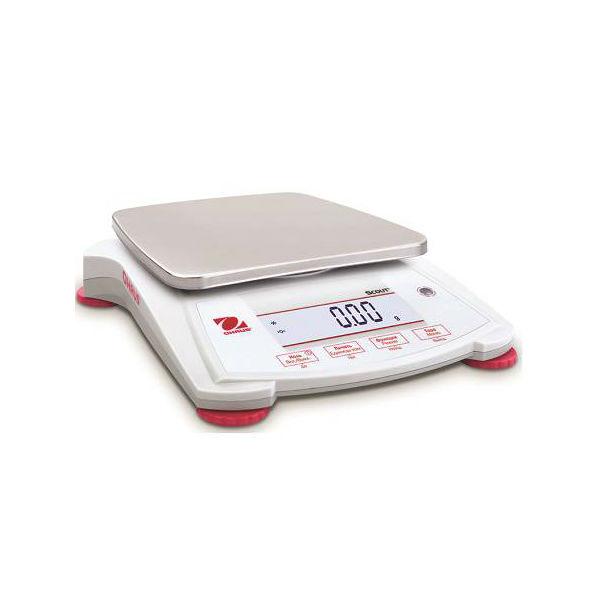 Весы лабораторные электронные OHAUS SPX8200