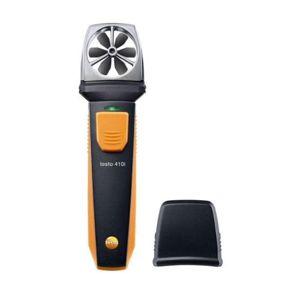 Смарт-зонд testo 410 i анемометр с крыльчаткой с Bluetooth