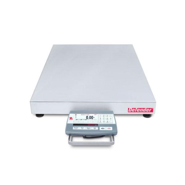 Весы водозащищенные платформенные OHAUS D52XW150WQDX5