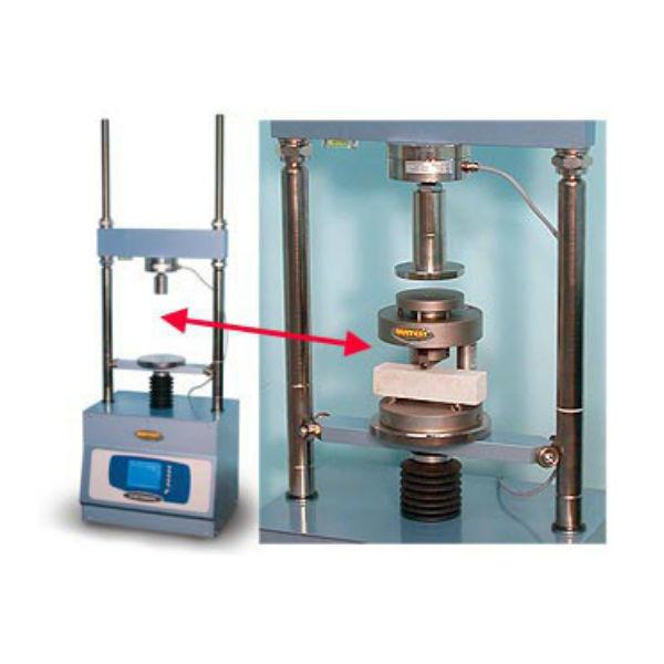 Комплект для испытания на сжатие цементных образцов к прессу S205