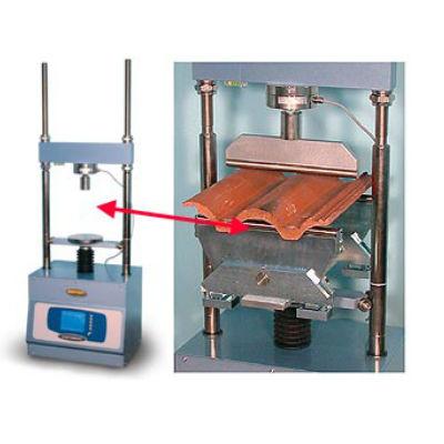 Комплект для испытания черепицы на изгиб к прессу S205