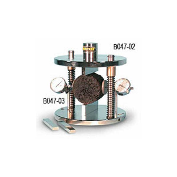 Устройство для определения предела прочности на растяжение при расколе B047-02