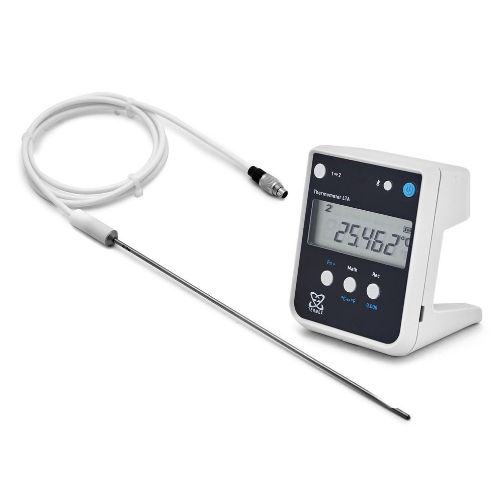 Термометр лабораторный электронный LTA-НТC